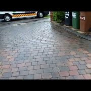 Before Drive pressure cleaned by leaf2leaflandscapes in Castleknock Co.Dublin