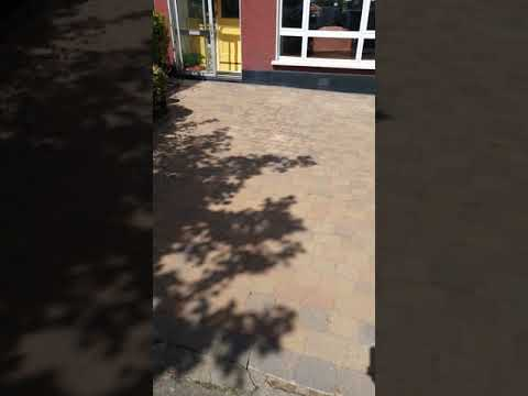 Pressure washing artane Co.Dublin by leaf2leaflandscapes