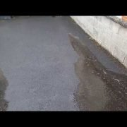 Before Driveway pressure washed in castleknock Dublin by leaf2leaflandscapes