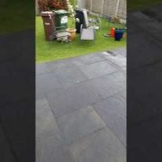 Done by Leaf2leaflandscapes in Dundrum Co.Dublin High Qaulity pressure washing and landscaping