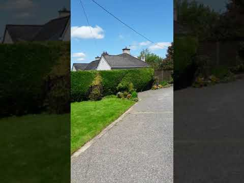 Another satisfied customer for leaf2leaf landscapes Dundrum Co.Dublin Hedge trimming, Gardening