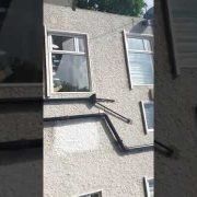Another happy customer for Leaf2leaf Landscapes tree removal ,Gutter cleaning in Deansgrange