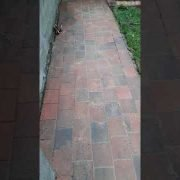 Pressure cleaning & resanding in Clontarf Co.Dublin done by leaf2leaf landscapes