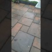 High Quality drive&patio pressure washing in Deansgrange Co.Dublin done by leaf2leaf landscapes