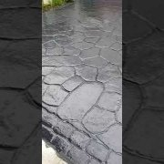Driveway redyed black by leaf2leaflandscapes Dundrum Co.Dublin
